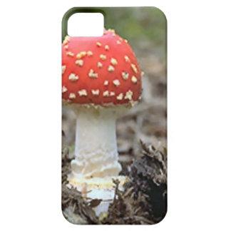 Fly agaric mushroom iPhone 5 case