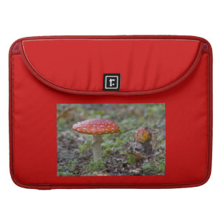 Fly Agaric Toadstool Sleeve For MacBooks