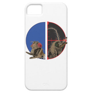 Fly and Mosquito iPhone 5/5S Case