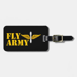 Fly Army Tags For Luggage