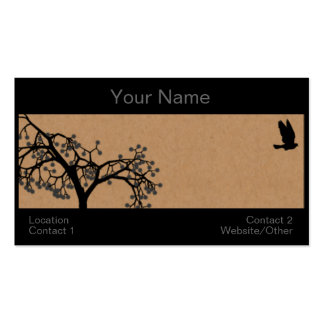 Fly Away 2 Business Card