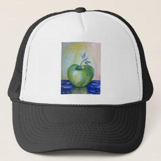 Fly Away Apple Trucker Hat