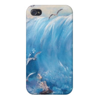 fly away art gifts covers for iPhone 4