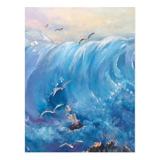 fly away art gifts postcard