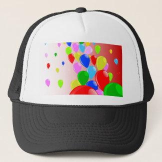 Fly Away Balloons Trucker Hat