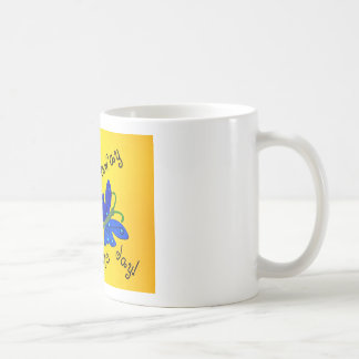 Fly away but return some day! coffee mug