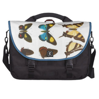 Fly away butterfly commuter bags