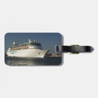 Fly Away! Cruise Ship Luggage Tag