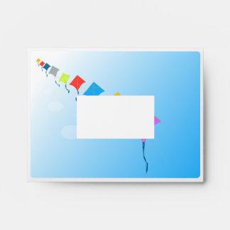 Fly Away Envelope