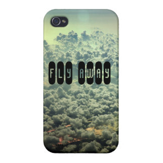 Fly Away iPhone4/4s Glossy Finish Case