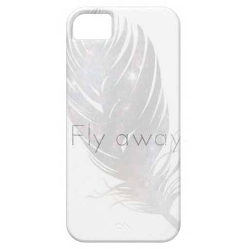 Fly Away iPhone 5 Skydd