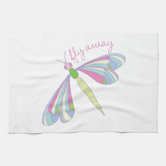 Fly Away Kitchen Towels