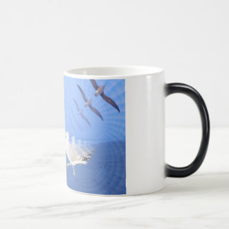 Fly Away Magic Mug