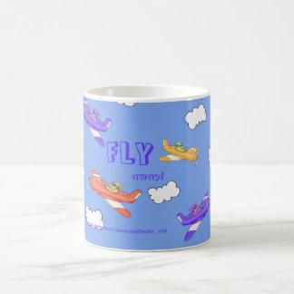 fly away ! mug