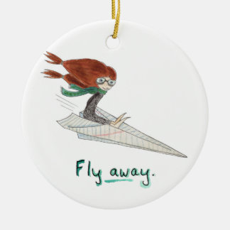 Fly Away Ornament
