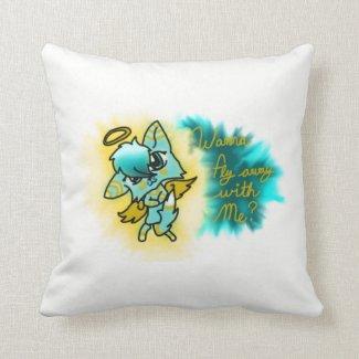 Fly Away Pillow