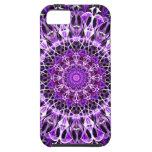 Fly Away Purple kaleidoscope iPhone 5 Case