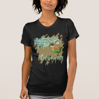 Fly Away Quote Shirt