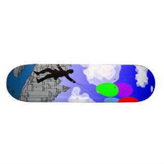 Fly away skate boards