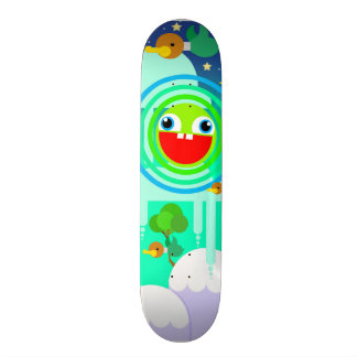 fly away skateboard deck