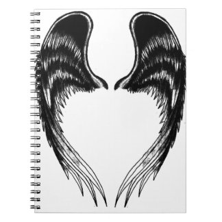 Fly Away Spiral Note Books