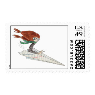Fly Away Stamp