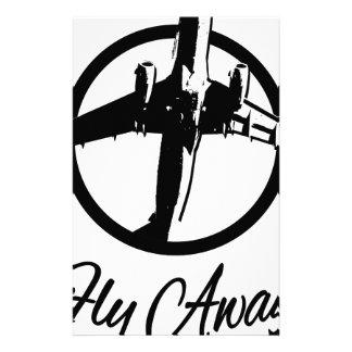 Fly Away Stationery