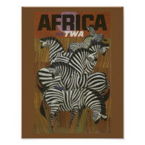 Fly Away to Africa Poster