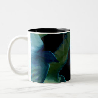 FLY AWAY Two-Tone COFFEE MUG