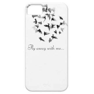 Fly away with me... iPhone SE/5/5s case