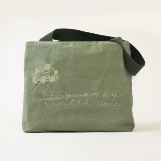 Fly Away With Me Tote