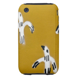 Fly away with style iPhone 3 tough case