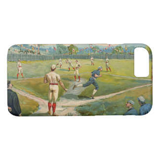 Fly Ball 1887 iPhone 7 Case
