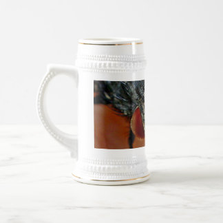 Fly Beer Stein