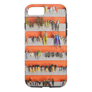 Fly Box Nymphs iPhone 7 case