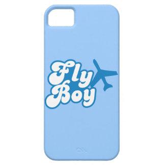 FLY BOY with aeroplane jet iPhone SE/5/5s Case