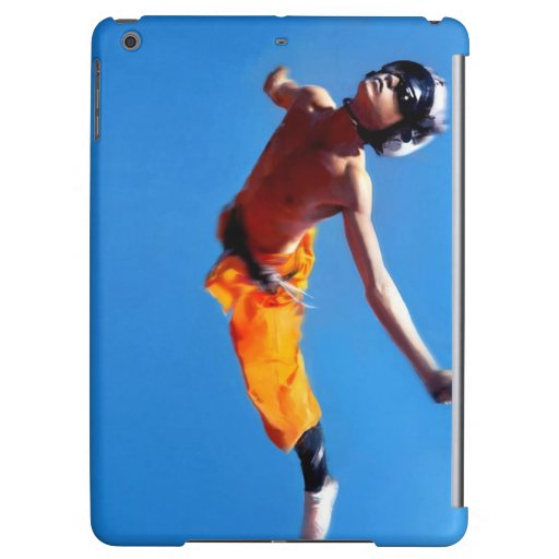 Fly by Edgar Stepanov Case For iPad Air