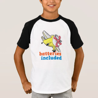 Fly BY!! Plane! --Batteries Included T-Shirt
