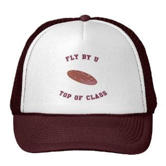 Fly By U Frisbee Trucker Hat