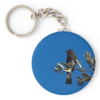Fly Catcher Key Chain