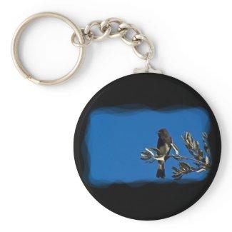 Fly Catcher Keychain