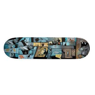 Fly Comic Skateboard Deck