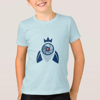 Fly Crown Shutter Eye Camera Retro T-Shirt