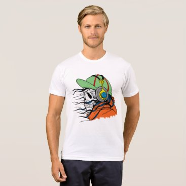 Halloween Themed Fly Death T-Shirt