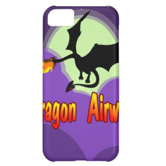 Fly Dragon Airways iPhone 5C Cover