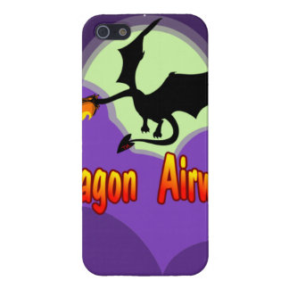 Fly Dragon Airways iPhone 5 Covers