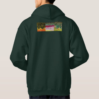 Fly Fish Fishing Angling for Trout Hoodie