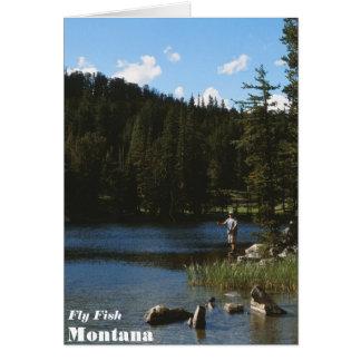 Fly Fish Montana Card