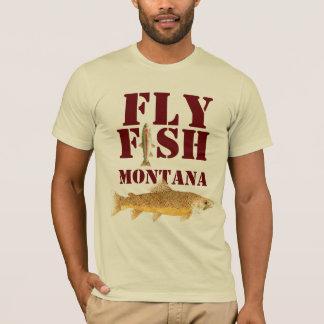 Fly Fish Montana T-Shirt