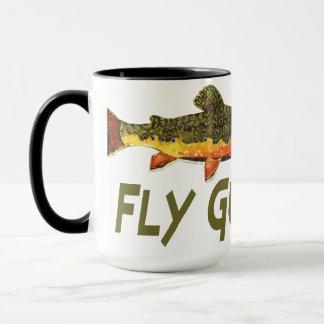 Fly Fisherman Mug
